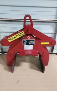 crosby Pa 14 Range 8 8 14 Pipe Tongs Auto Release Pipe Lifting Clamp