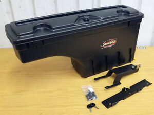 Sale Undercover Passenger right Swing Case Toolbox Box For 2015 2019 Ford F150