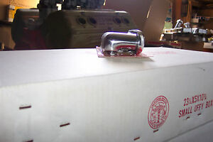 Offenhauser Valve Cover Breather Polished Aluminum Offy 5408 no Name