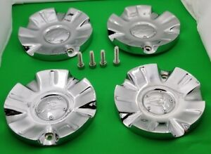 4 Zinik Center Cap Z 07 Chrome Wheels Center Cap