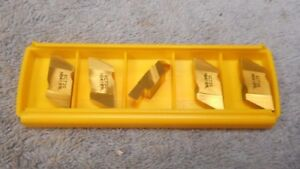 Kennametal Carbide Inserts Ng4189l Grade Kc7330 Pack Of 5