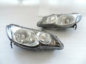 2006 07 08 2011 Honda Civic 4dr Sedan Helix Jdm Conversion Chrome Headlights