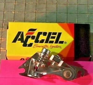 Accel 110127 Contact Set Ignition Breaker Points Amc Gm Jeep 8cyl 1957 74