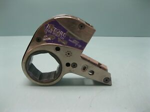 Hytorc Stealth 8 7 Hydraulic Torque Wrench 3 1 8 Link Used A3 2376