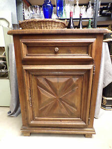 Louis Xiii French Antique Oak Sideboard Confiturier Jelly Cabinet Circa 1870