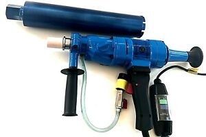 3 1 4 Wet Laser Welded Core Bit With Hand Held Core Drill Overload Protection