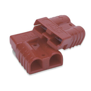 22680 Warn Quick Connect Plugs For 2 4 Gauge Cable pair