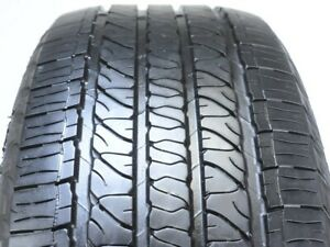 4 Goodyear Fortera Hl 265 50r20 107t Used Tire 8 9 32 34518