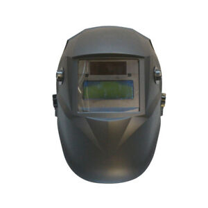 9 13 Lens Shade Solar Auto Darkening Welding Helmet All Matte Black Design