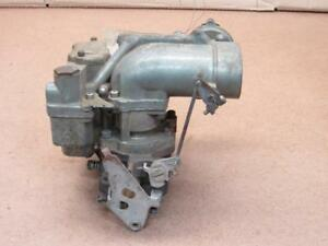 1949 50 Oldsmobile 88 Carter 849s Wgd Backdraft Carburetor Nos