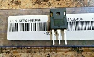 Irfp9140n Power Mosfet Vdss 100 V Rds on 0 117 Ohm Id 23 A Lot Of 20