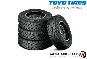 4 Toyo Open Country R t Lt295 70r17 121 118q On off Road Rugged Terrain Tires