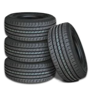 4 Lexani Lxht 206 245 60r18 105h Suv Truck Premium Highway All Season M S Tires