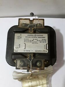 Ge General Electric Jva 0 Potential Transformer 760x346 600 Volts Ratio 5