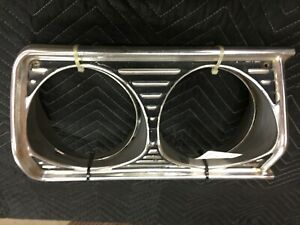 Headlight Bezels For Plymouth 1964 Sport Fury