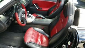 Saturn Sky Leather Seats Red black Pick Up Only