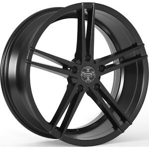 Versante Ve238 24x9 5 5x139 7 5x5 5 15mm Black Wheels Rims 238249555 15dfb