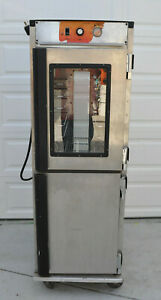 Cres Cor Little Caesar Heated Holding Cabinet Hot Box Pizza H138nps36clcmrl