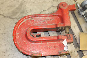 Peck Stow Wilcox 676a 1 Punch 5 16g Soft Steel