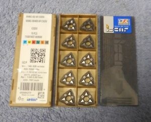 Iscar Carbide Inserts Wnmg 432 nr Grade Ic8250 Pack Of 10