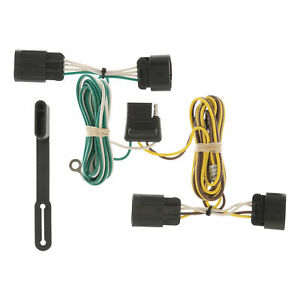 56094 Curt 4 Way Flat Trailer Wiring Connector Harness Fits Terrain Equinox