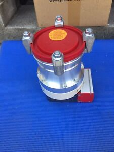 Pfeiffer Tmh 262is Vacuum Pump