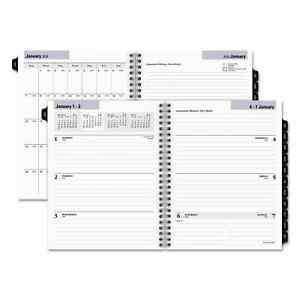 At a glance Dayminder Executive Weekly monthly Refill 6 7 8 X 8 3 4 2019