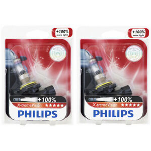 Philips Front Fog Light Bulb For Toyota 4runner Rav4 Corolla Sequoia Tundra Fx