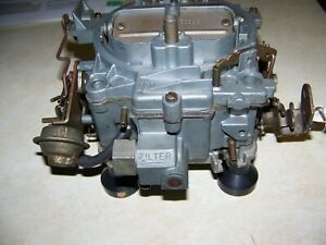 Rochester 4bl Carburetor 7042208 1972 Chevy Gmc C20 30 With 350 Engine 2