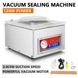 120w Commercial Vacuum Sealer Sealing Machine Packaging Seal System Packing