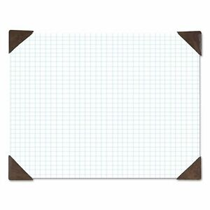 House Of Doolittle 100 percent Recycled Doodle Desk Pad Unruled 50 Sheets