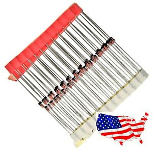 1n4734a 10 Pcs 1w 5 6v Zener Diode From Usa
