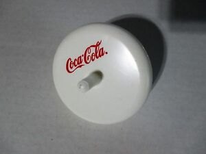 Coca Cola Toy Gyro Coke Toy Spinning Top USA 1980's