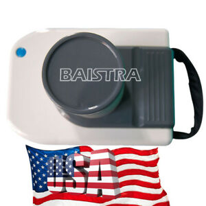 usa dental Lab Digital Single row Dust Collector Collecting Vacuum Cleaner New
