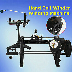 Nz 2 Manual Automatic Hand Coil Winder Counting Winding Winder Machine Align