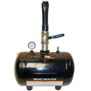 5 Gallon Air Bead Seater Blaster Atv Tractor Truck Car Tire Inflator 165 Psi