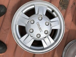2004 2008 Chevy Gmc Canyon Colorado 15 Inch Alloy Wheel Hollander 5182 2 X4