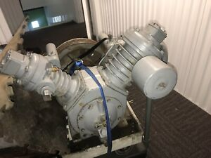 Ingersoll rand 2 t20 T30 Air Compressor Pump Two Stage