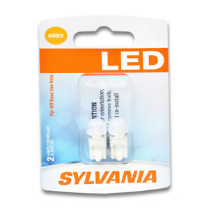 Sylvania Syled Front Side Marker Light Bulb For Jeep Grand Cherokee Grand Kz