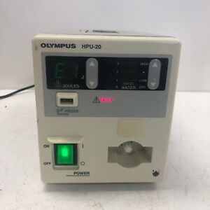 Olympus Heat Probe Unit Hpu 20 Tested And Working No Probe