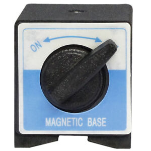 135 Pounds Holding Power Replacement Magnetic Base Only With Dial Indicator