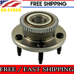 New Front Wheel Hub Bearing Left Or Right For Ford Mustang Avanti Ii W Abs