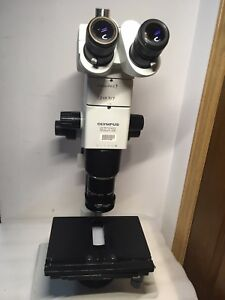 Olympus Research Stereo Microscope Szx12