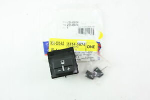 New Oem Acdelco Gm 23145874 Trailer Brake Control Switch Fast Free Shipping Nip