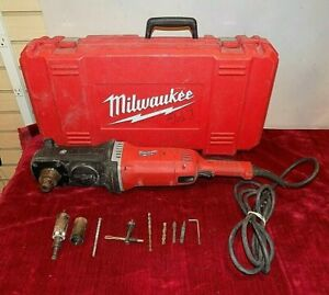 Milwaukee 1680 20 Super Hawg 1 2 Right Angle Drill With Case