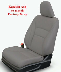 2013 2014 2015 2016 2017 Honda Accord Lx Sedan Ash Gray Katzkin Leather Kit New