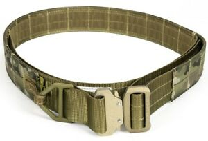 Fusion Tactical Heavy Duty Molle Battle Belt Epic Type B Med 33 38