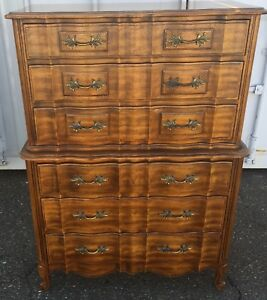 Thomasville French Provincial Tall Chest Dresser