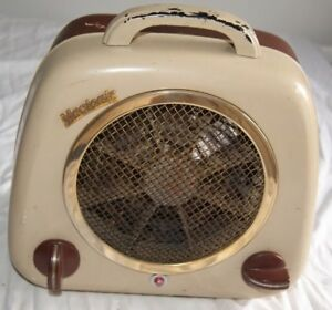 Vintage Domestic Electrical Heater 1950s B 622