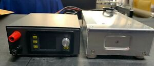 Adjustable Voltage Dc Power Supply W case 20 Amp Power Supply